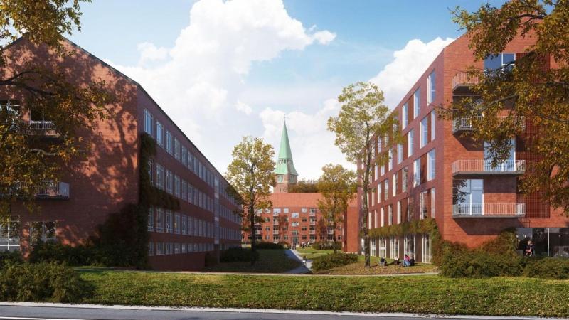 Casa skal indrette 132 studieboliger i Aarhus