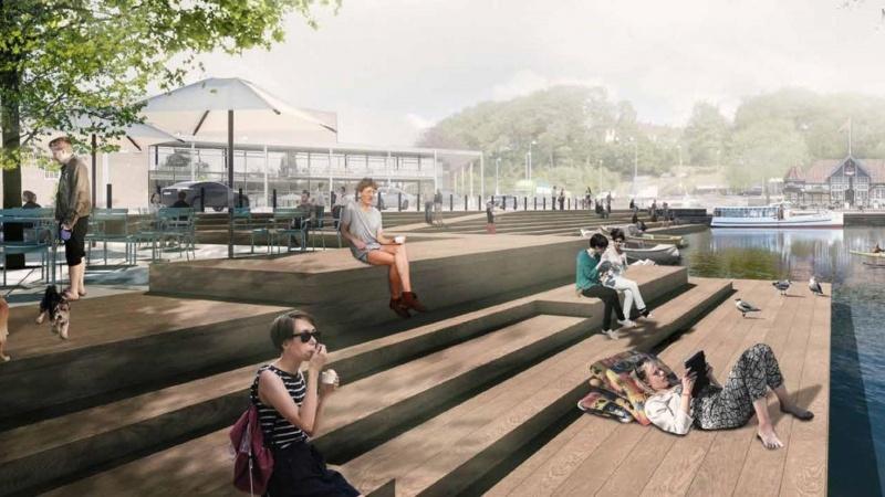 Nye byrum skal trække folk til Silkeborgs havn