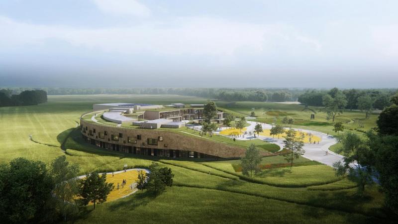 Danmarks første svanemærkede skole bygges i Sundby