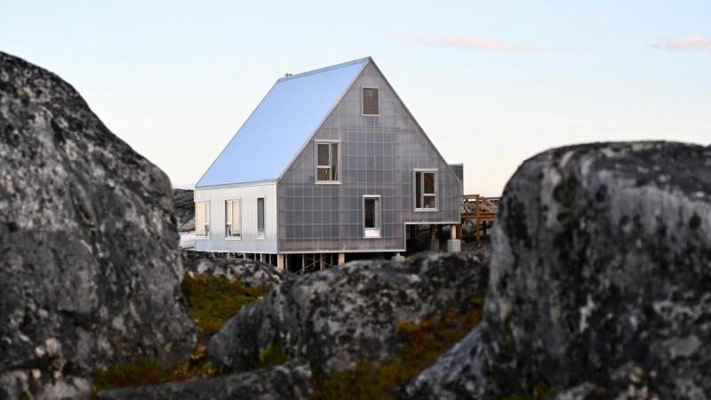 DTU åbner prøvehus i Nuuk