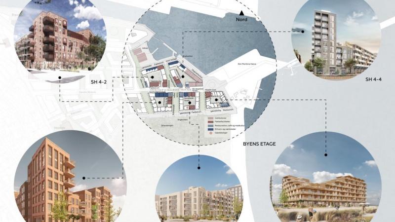 500 nye boliger til Køge Kyst