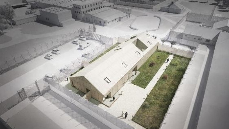 Fængselsombygning i Jyderup i gang