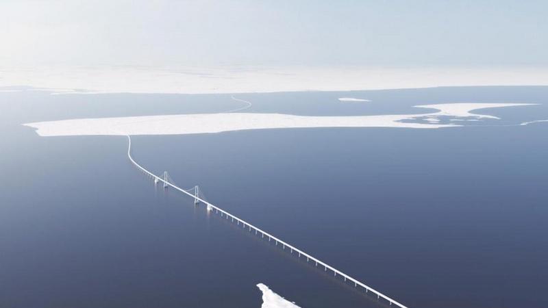 Kattegatforbindelse: Bro nord om Samsø bliver ikke en mulighed