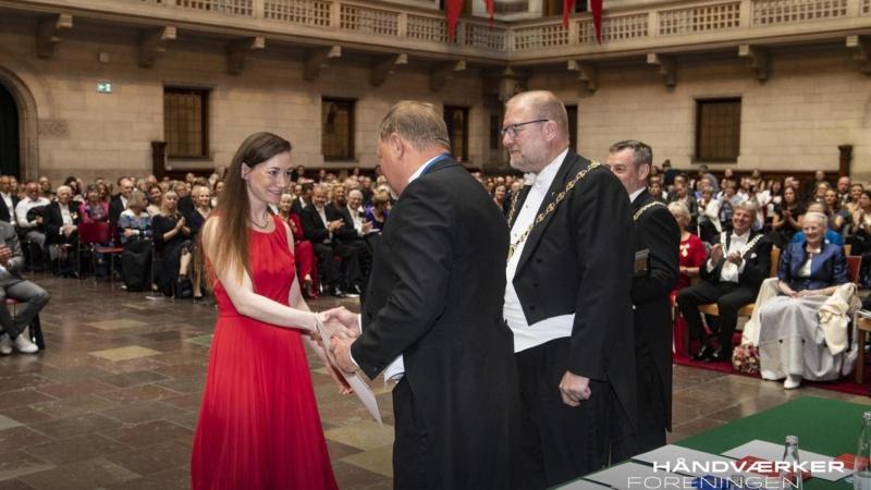 Håndværkerforeningens Medaljeuddeling 2020