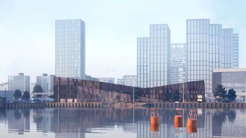Nordland Arkitekter vinder p-hus i Aarhus