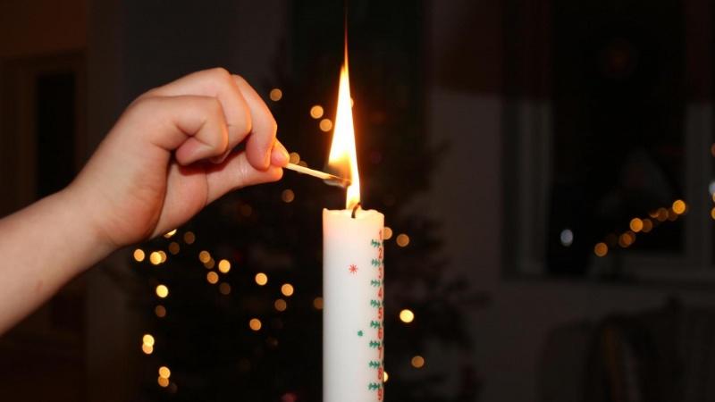 Julens hygge er ikke godt for indeklimaet