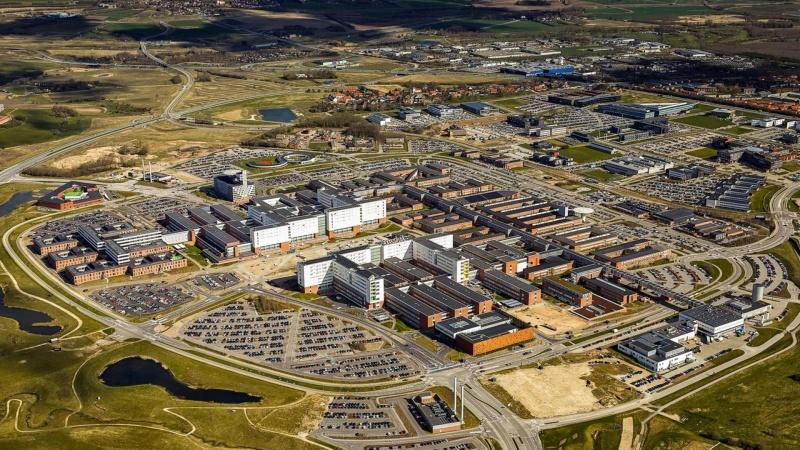 Hoffmann skal bygge DNU-bygning til 500 millioner