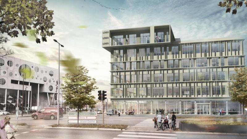 A. Enggaard byder bank indenfor i ny bydel