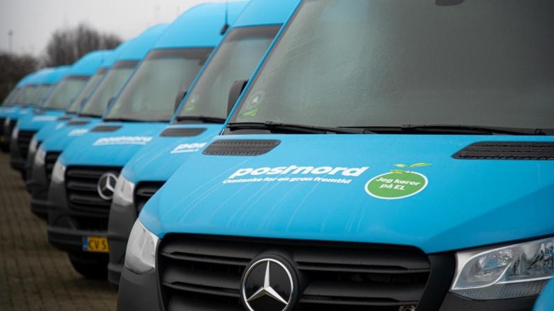 Mercedes leverer eSprintere til et elbil-marked i vækst