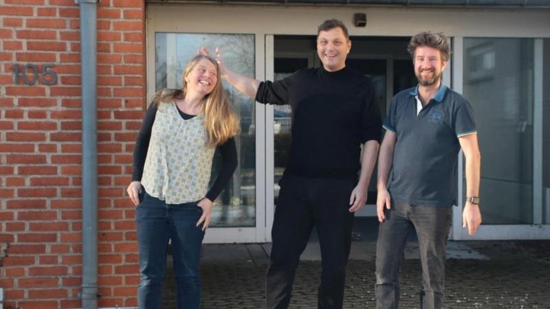 Trio forvandler plejehjem til erhvervshotel