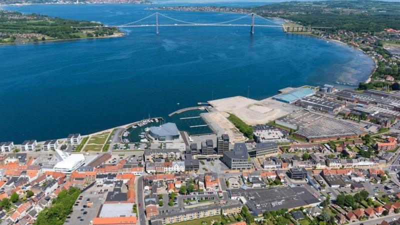 Boliger skal transformere havn