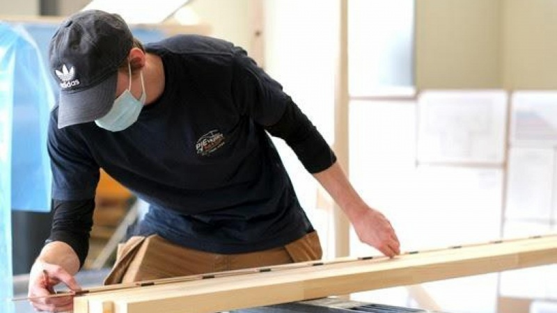 Tillykke til 27 nye tømrere i en corona-tid