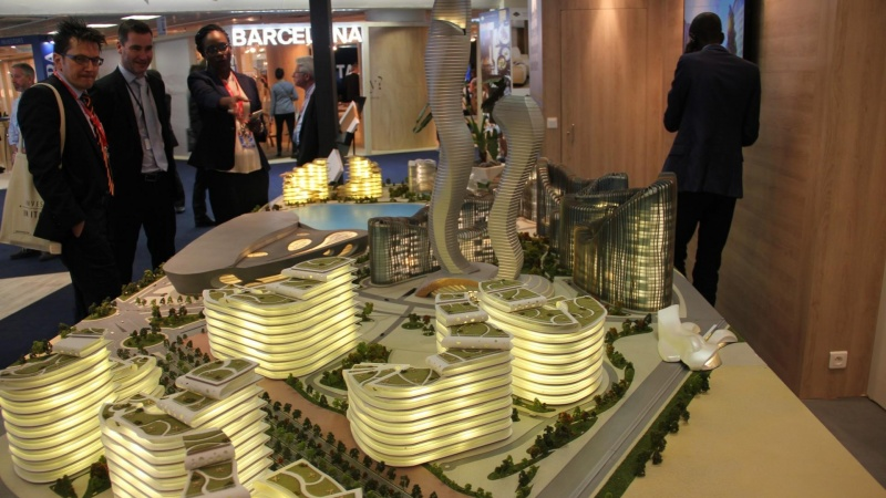 Senegal drømmer store projektdrømme