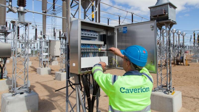 Caverion bag kraftcentret i Apples datacenter