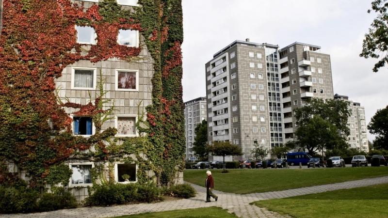 JJW Arkitekter vinder renovering af fem højhuse i Bellahøj