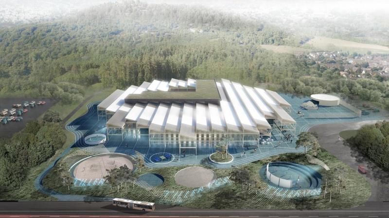 Ny skole i træ skal samle norsk forstad