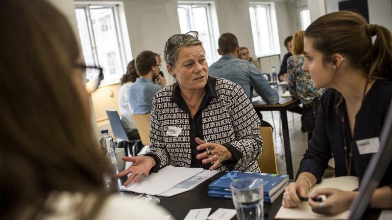Mentorer skal hjælpe unge iværksættere