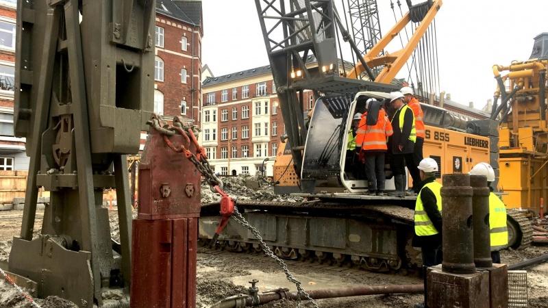CASA starter byggeriet af p-hus på Frederiksberg