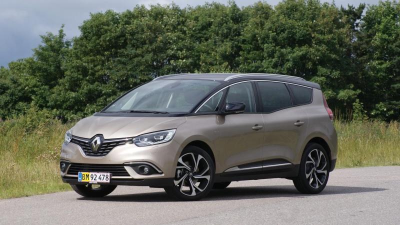Renaults visuelle van