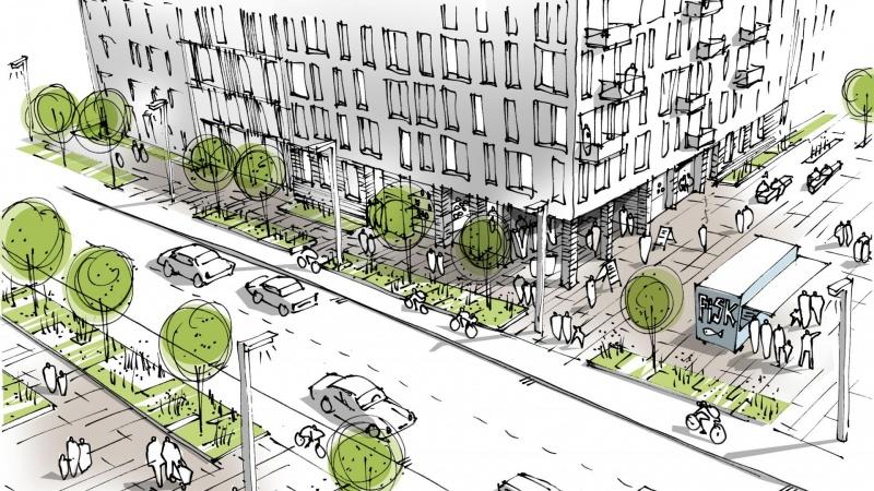 Aarhus' nye brokvarter har fået sat rammerne