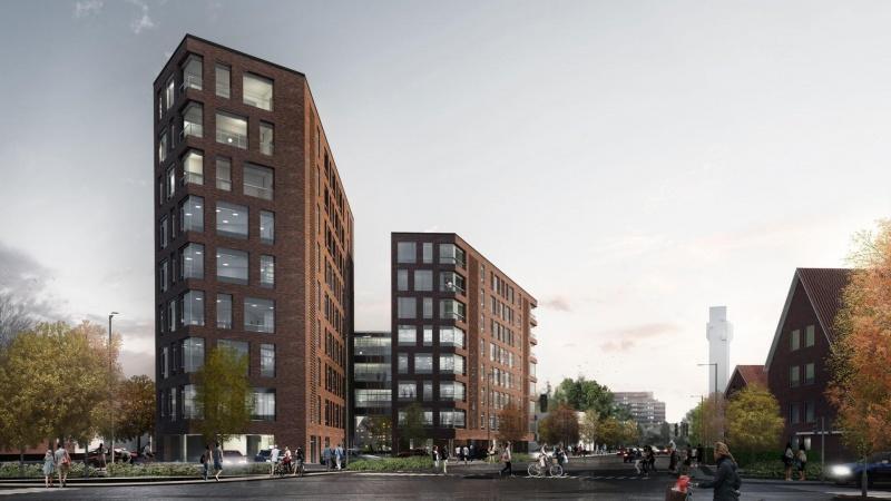 Fokus: Blandet projekt i Horsens