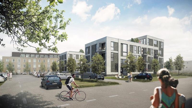 Årstiderne tegner 126 Haderslev-boliger