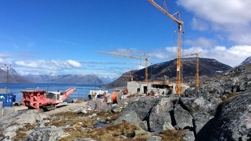 Grønlands første fængsel med lukkede afsnit får dansk Windstopper