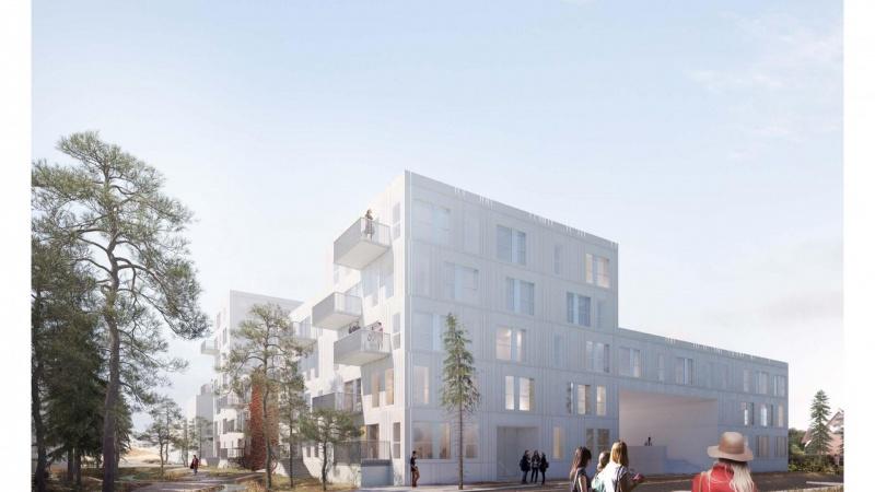 Boligprojekt i Køge påbegyndes