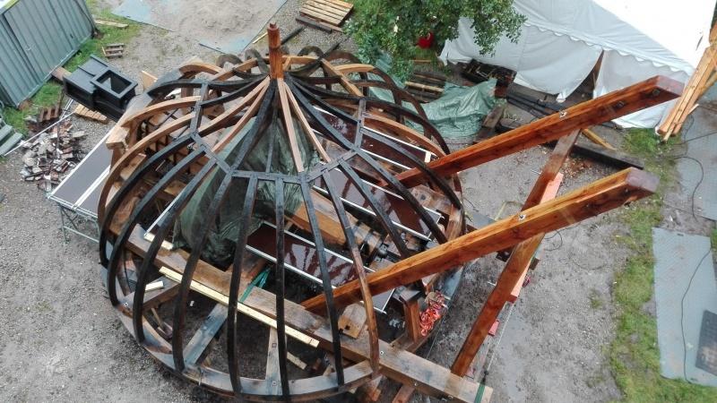 Sydfynsk vartegn restaureret med respekt