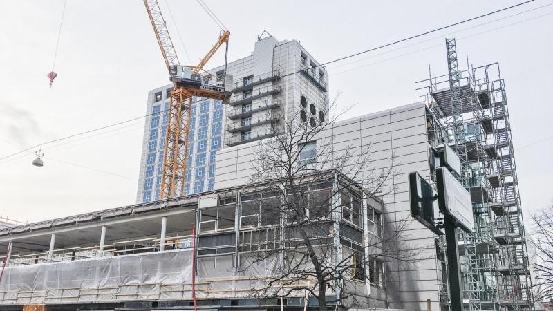 Falkoner Centrets renovering bygger på tillid