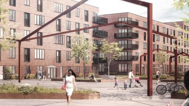 Heimstaden køber 105 boliger i Valby