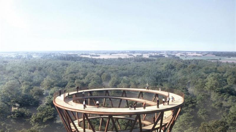 Ny attraktion tager dansk turisme til nye højder