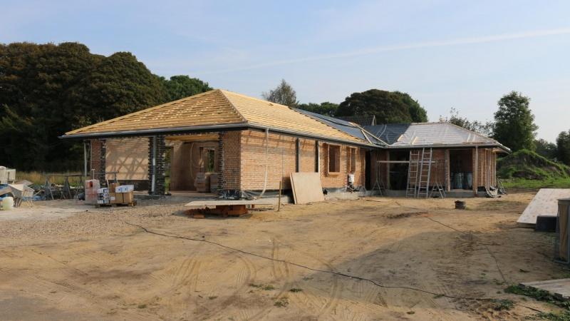 Nye tal for boligbyggeriet skal tages med forbehold