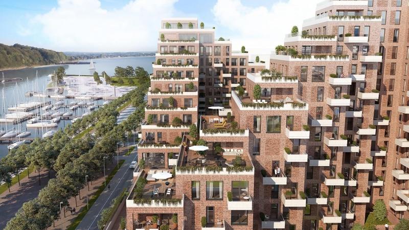 Nyt byggeri på Aarhus Ø skal bidrage til bylivet