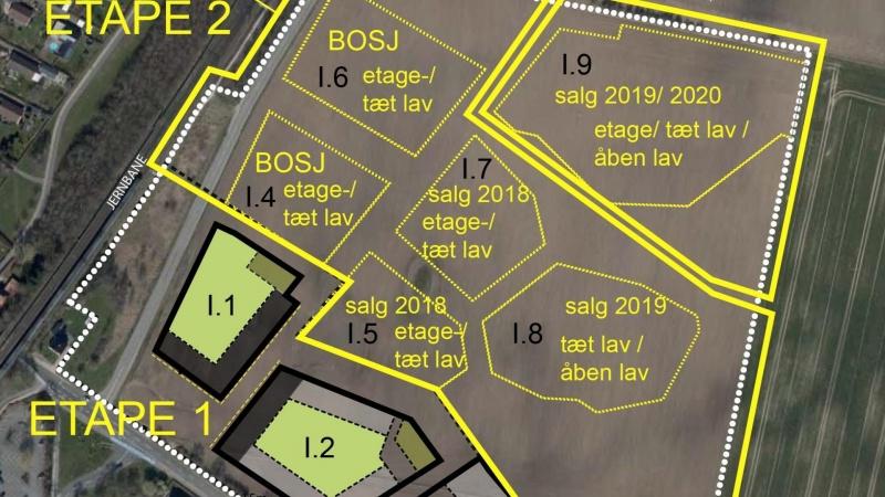 Roskilde godkender salg af Skousbo boliggrunde