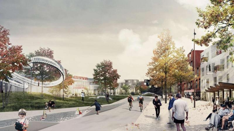 Kvart million kvadratmeter udvikles i Høje-Taastrup