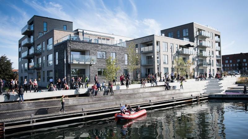 Kanalbyen vil trække kunst og turister til
