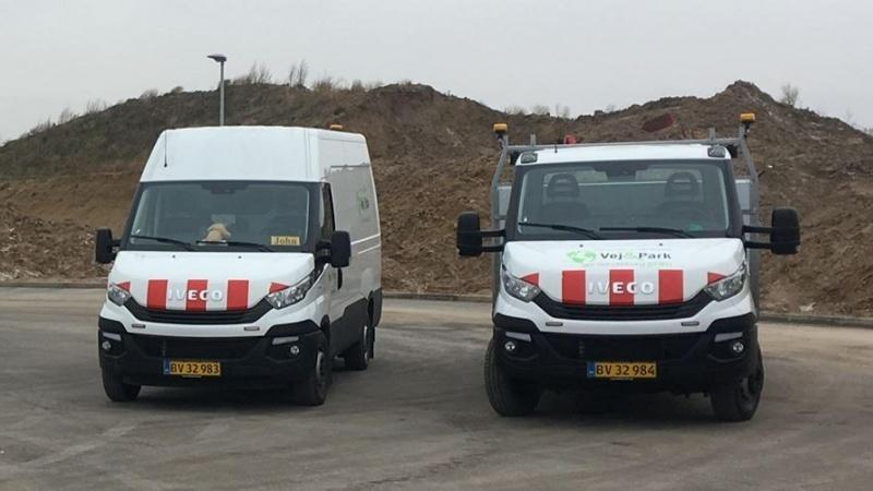Gasbiler skal hjælpe kommune med at nå sit miljømål