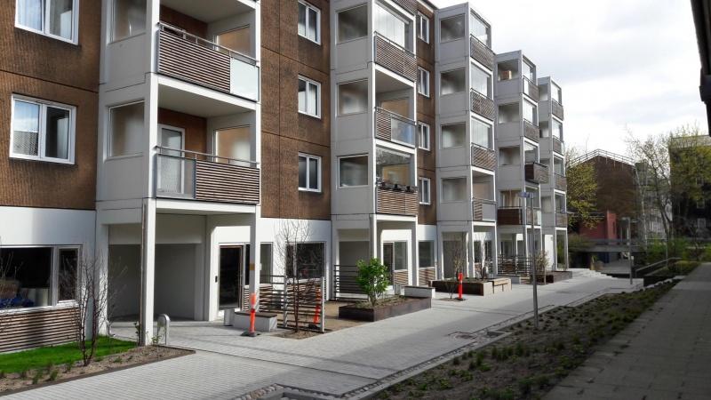 Almennyttige boliger får personligt præg