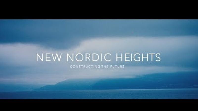 Se video: Norge bygger verdens højeste træhus