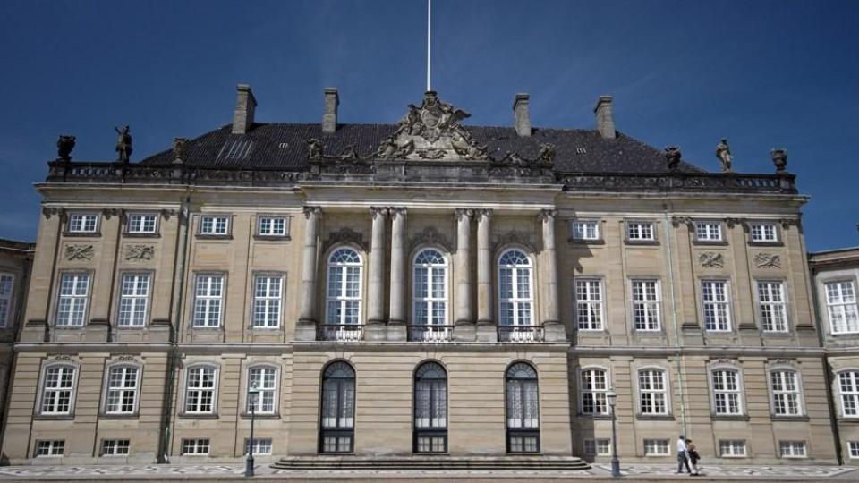 Arbejdsklausuler På Amalienborg Dagens Byggeri
