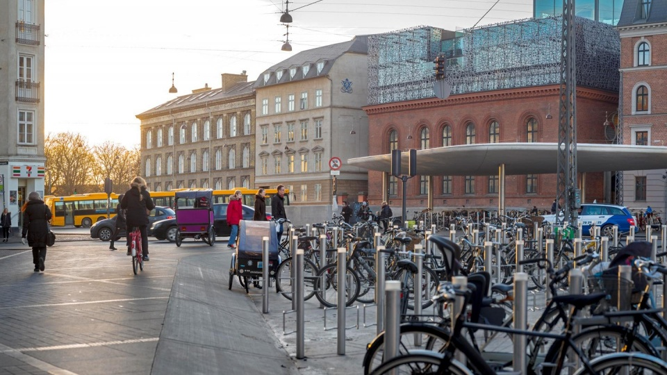 odense kommune cykelparkering