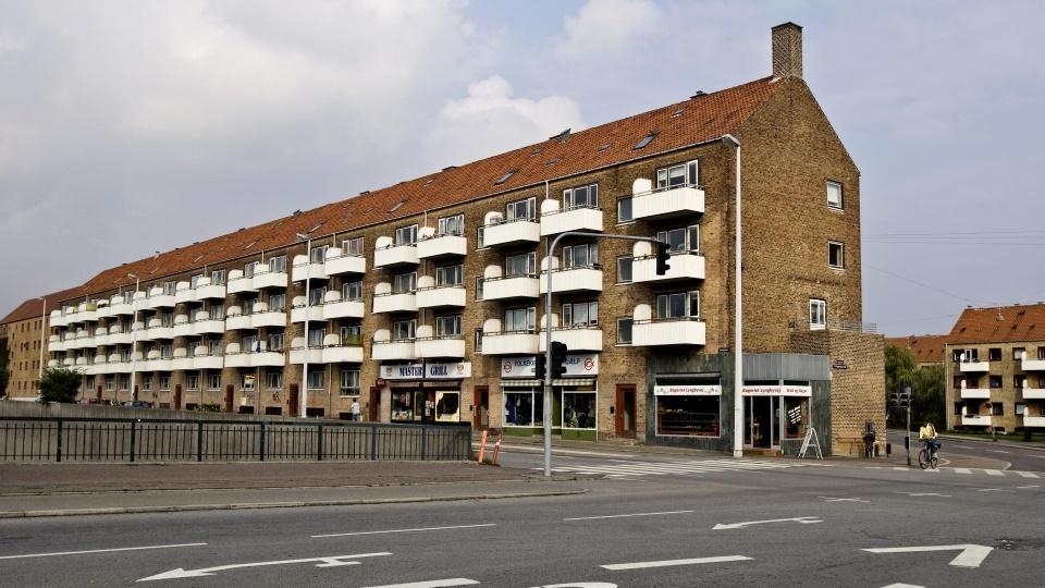 078385bd7623 De 14 blokke på Lundevænget indeholder i alt 474 lejligheder