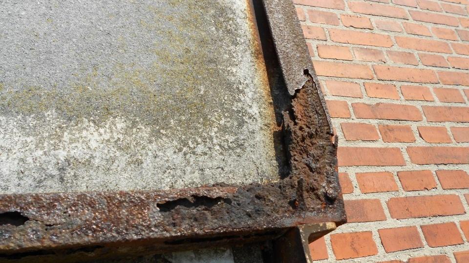 Ældre altaner bør vedligeholdes