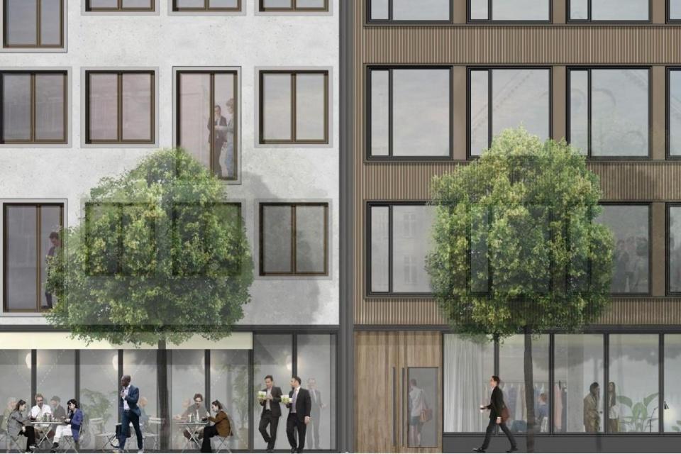 Joint venture-opkøb på Frederiksberg